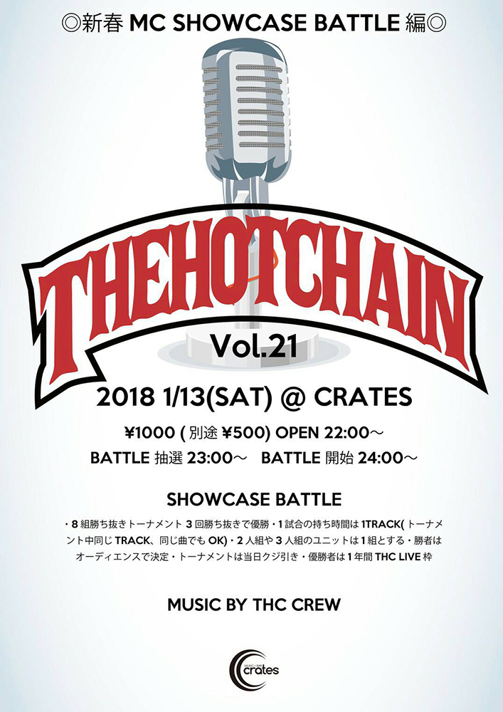 新春MC SHOWCASE BATTLE