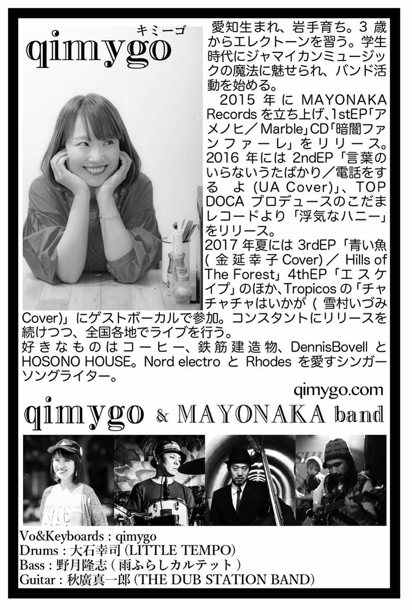 qimygo&MAYONAKA band bundows