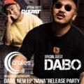 "DABO NEW EP""NANA""RELEASE PARTY"
