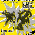06/13(SAT)STEPPERS