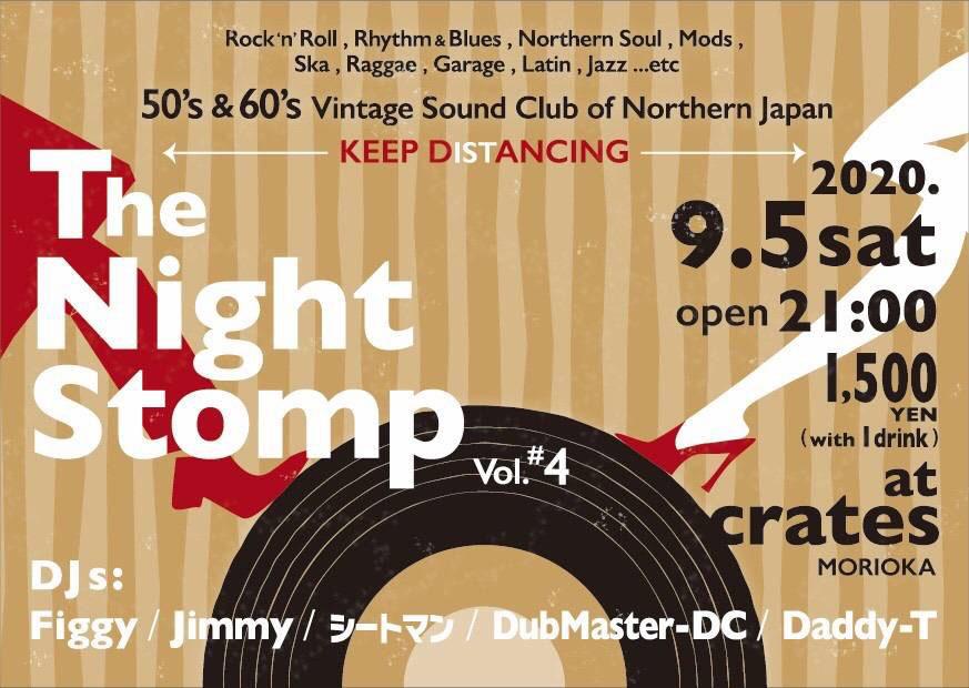 The Night Stomp Vol.4